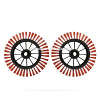 Buy cheap Professional Round Creative Hand Propelled Sweeper Multifunctional Unique Fabric from wholesalers
