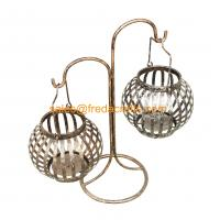 China Popular for the market factory supply indoor decorative metal lanterns wholesale