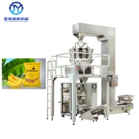 Buy cheap SS304 2.5kw Banana Chips Vertical Packing Machine from wholesalers