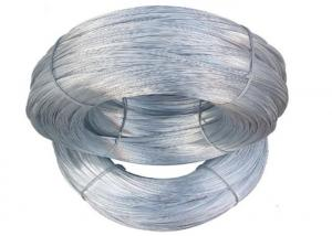 China Low Carbon Steel 1.2mm Galvanized Wires For Construction Binding wholesale