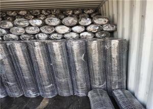"""China 1"""" Mesh 4"""" Width Building Hexagon Wire Mesh Hot Dipped Galvanized wholesale"""