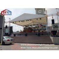 China Durable Structure Aluminum Stage Truss For Party / Lightweight Lighting Truss wholesale