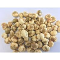 China Halal / Haccp Green Peas Snack Natural Wasabi Peas , Moisture Less 5% wholesale
