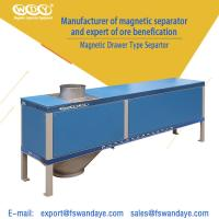 China 5 - Layer Semi Automatic Drawer Type Magnetic Separator For Grinding Machine wholesale