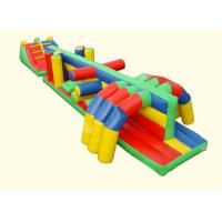 China Inflatable Water Game Pool Float Water Slide wholesale