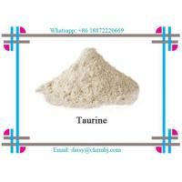 Buy cheap Pharmaceutical Natural Non Protein Amino Acids Taurine Natural Vitamin Powder CAS 107-35-7 from wholesalers