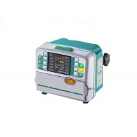 China Added Safty Digital Medical Infusion Pump Free Flow Protection With Rate, Drip, Time, Body Weight Mode wholesale