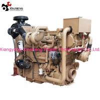 Buy cheap Genuine CCEC Cummins KT19-P500  Industrial Diesel Engines Turbo Charged Mid-Cooling Marine Engine from wholesalers