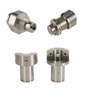 China Bystronic Laser Cutting Chromates Zinc 20mm CNC Machining Metal Parts wholesale