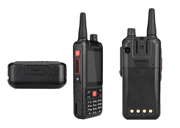 Quality Android 7.1 Wifi 4G Network 1.3 Ghz Poc Walkie Talkie for sale