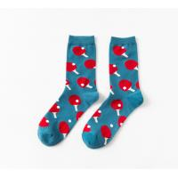 Buy cheap Eco Friendly Ladies Fashion Socks , Breathable Pretty Womens Socks Customized from wholesalers