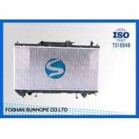 Buy cheap 16/26mm Core Toyota Avensis Radiator Excellent Cooling Efficiency OEM 16400-0D100 from wholesalers