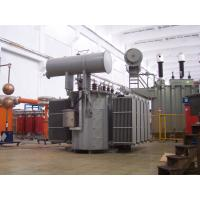 China Steel Tank 3 Phase Power Transformer 220 KV - Class With HV / LV Winding wholesale