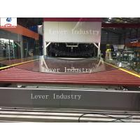 China Lever LV-TFB-C Series Flat and Bending Glass Tempering Furnace / Glass Tempering Machine with crosswise bending wholesale