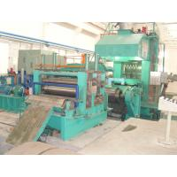 Carbon Steel Electric Rolling Mill Machines , 1000mm 4 Hi Reversible Cold Rolling Mill