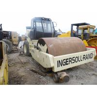 China USED INGERSOLL-LAND SD-175D Single Drum Vibration Road Roller For Sale wholesale