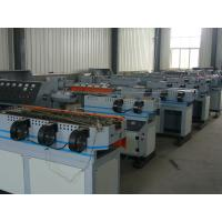 China Single Wall Corrugated Plastic Corrugated Pipe Extruding  Machine With Large Diameter wholesale