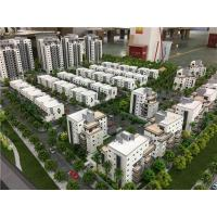 Buy cheap 1/150 miniature Diorama architectural scale models for Isreal residential from wholesalers