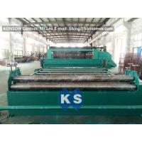 Quality Heavy Duty Gabion Mesh Machine 4300mm For Making Hexagonal Wire Netting High Efficiency wholesale