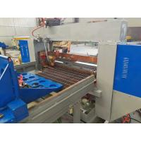 China Mitsubishi PLC Automatic Steel Grating Welding Machine For City Gutterway wholesale