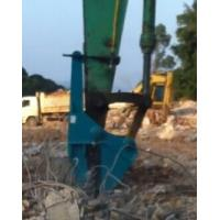 China Beiyi BYC300 Concrete demolition tools machinal pulverizer small rock crusher excavator pulverizer on sales wholesale