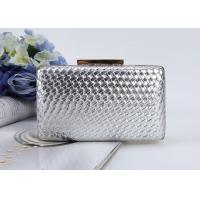China Leather Evening Clutches Handbag Bridal Purse Party Bags For Prom Cocktail Wedding on sale