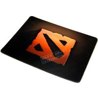 Made in China-full coor printing cheap price clth surface rubber mouse pads,