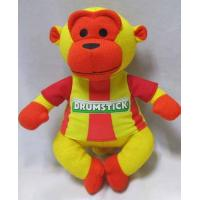 Quality 9inch Lovely Knitted Monkey Stuffed Animal Plush Toy For Promotion Gifts​​ for sale