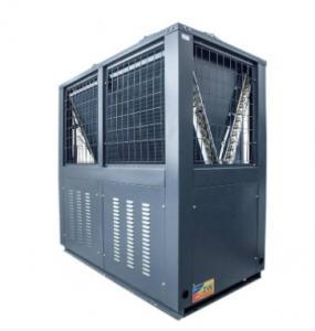 China Bathroom EVI 30HP Spa Heat Pump Split 106.5KW 4.5 COP wholesale
