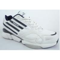 Quality SG Running Sports Shoes , White Shoes for Soft Ground Sporting for sale