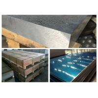 China 5086 Marine Grade Aluminum Plate H111 For Ship Side Deck Good Weldability wholesale
