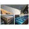 Buy cheap Railway Materials Aluminium Alloy 5083 , A5083 LF4 Grade 5083 Aluminium Plate from wholesalers