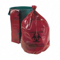 Buy cheap PBAT / PLA Biodegradable Rubbish Bags 100% Compostable For Restaurant from wholesalers