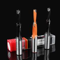 China Step Hole Use Carbide Drill Bits HSS And Carbide Material Black / Red Color wholesale