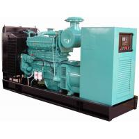 Quality Open Type Cummins Diesel Generators , 1500 rpm , Open Type for sale