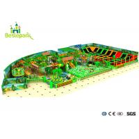 Buy cheap Large Children Indoor Wooden Playground , Kids Indoor Amusement Park For from wholesalers