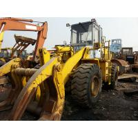 China Japan Made Used TCM 850 Wheel Loader For Sale wholesale