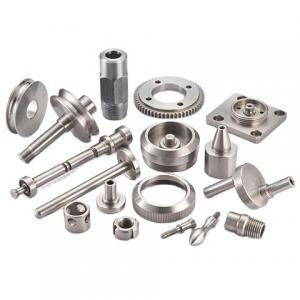China Passivating DIN AISI SS201 SS301 Stainless Steel Machining Milling Parts wholesale