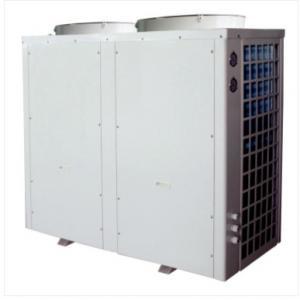 China Energy Saving 145KW Dc Inverter Heat Pump For Swimming Pool EER 2.4 wholesale