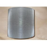 Buy cheap Matted Reversed Anti Abrasive SS Wire Mesh Filter , Stainless Steel Woven Wire from wholesalers