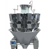 China Dry fruits packing multihead weigher for bag pouch,Biscuit packing multihead weigher for VFFS wholesale