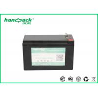 China Customized 12V 7.5Ah Lead Acid Battery Replacement With Built - In BMS on sale