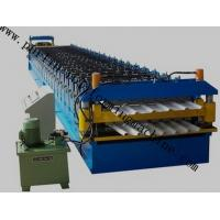 Quality Color Coated Double Layer Cold Roll Forming Machinery , Metal Forming Tools for sale