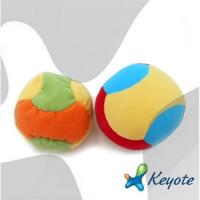 Quality Wholesale hacky sack with stripey style for sale