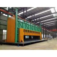 China Zinc Smoke Collection Treatment System For L Type / Ring Rail Production Line wholesale