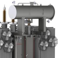 Buy cheap S9 S10 S11 Series 10kV And 35kV Oil Immersed Transformer Three Phase Compact Structure from wholesalers