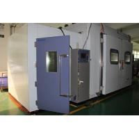 Quality Larger Volume Climatic Test Chamber Insulation Electroplated SUS304 for sale