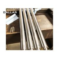 Buy cheap Hydraulic Hard Chrome Piston Rod , Chrome Plated Round Bar CNC Machining Process from wholesalers