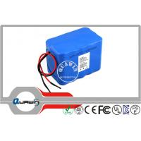 Quality High Rate 18650 Lithium Battery Packs 4S10P 14.8V 22000mah for sale