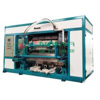 Buy cheap Paper Egg Tray Manufacturing Machine with Heating Oven High Speed 4000PCS / H from wholesalers
